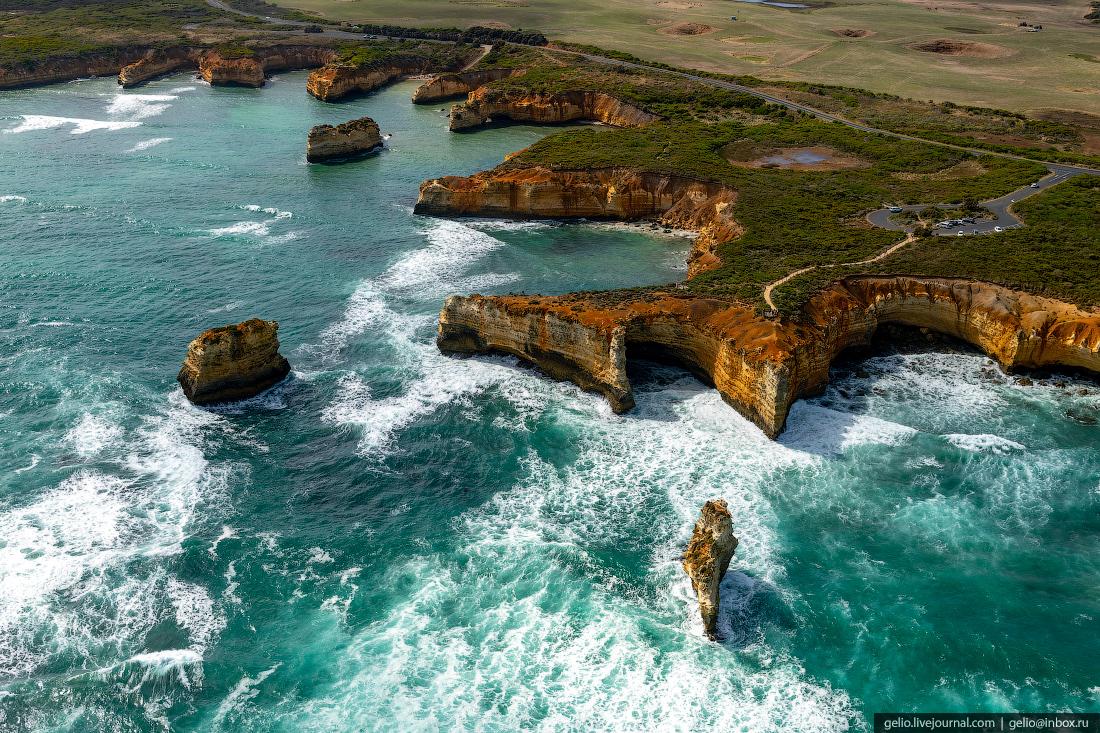 австралия Двенадцать апостолов