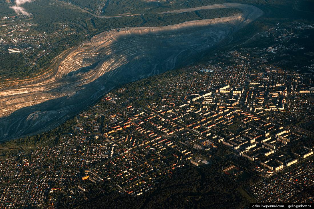 Асбест город в Свердловской области