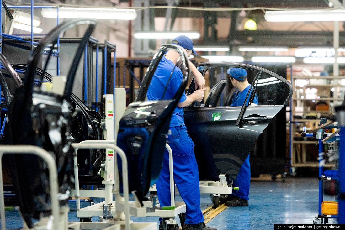 «Автотор» — завод по производству иномарок в Калининграде