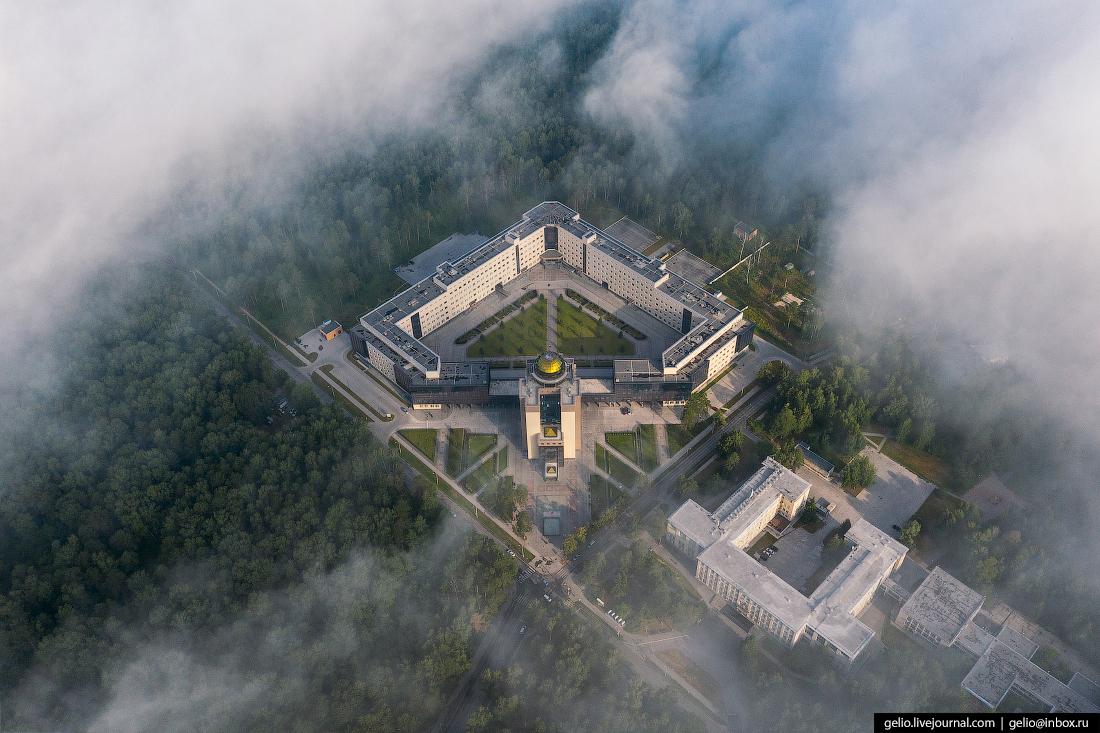 Новосибирский государственный университет НГУ