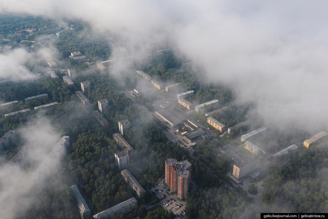 Новосибирский Академгородок Торговый центр