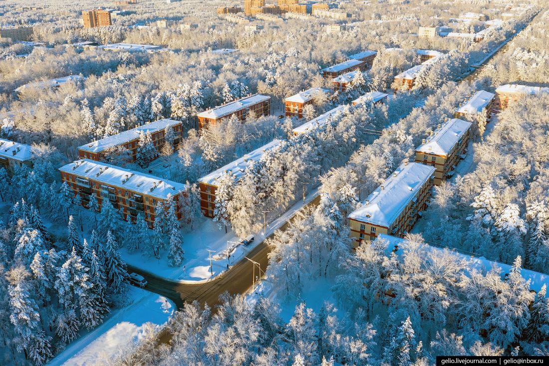 Новосибирский Академгородок
