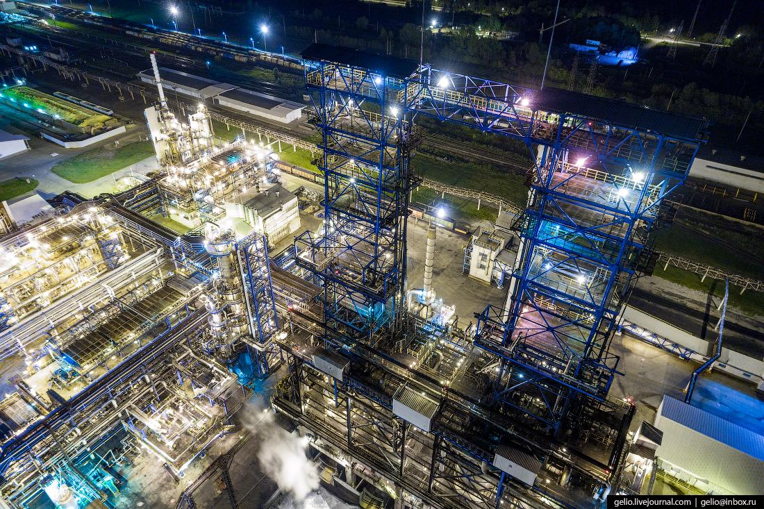 Башнефть Уфанефтехим нефтезавод