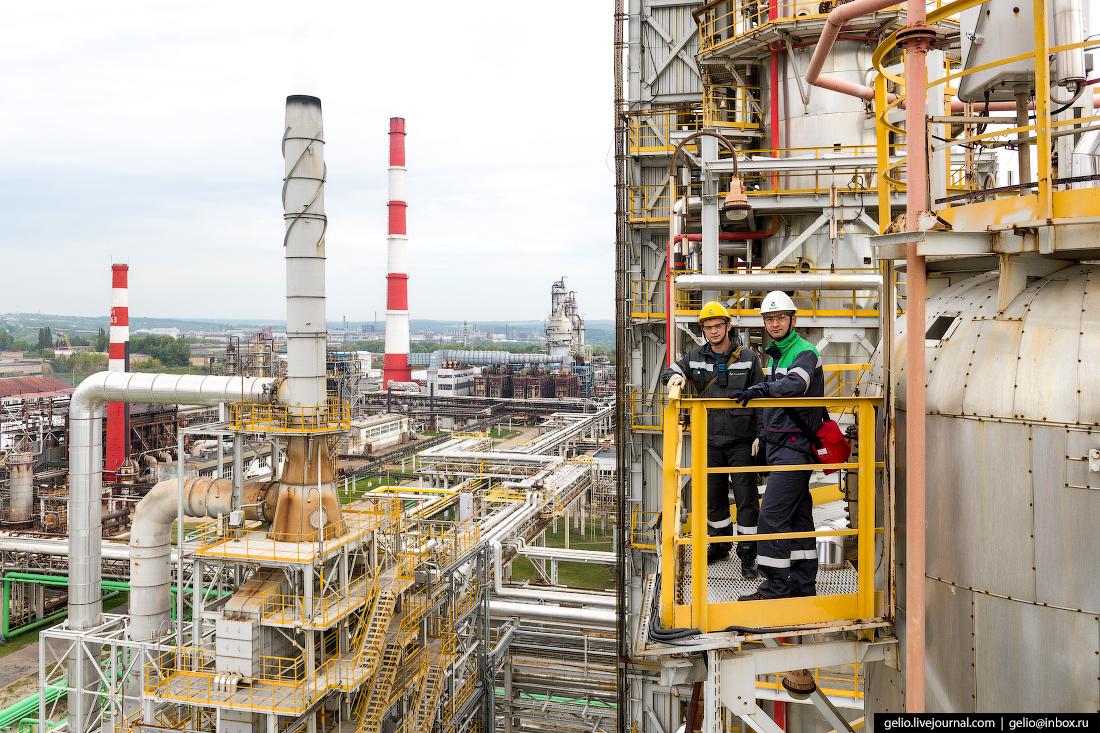 башнефть нефтезавод