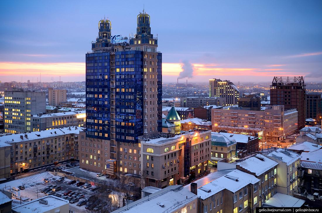 конце октября новосибирск недвижимость фото города что комментариях