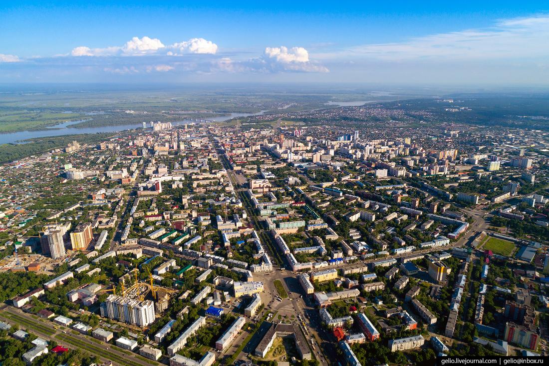 Фото Барнаул, Проспект Ленина