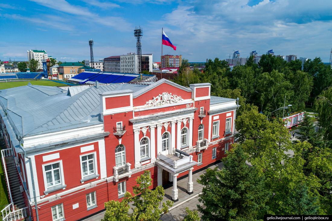 Фото Барнаул, городская дума, мэрия барнаула