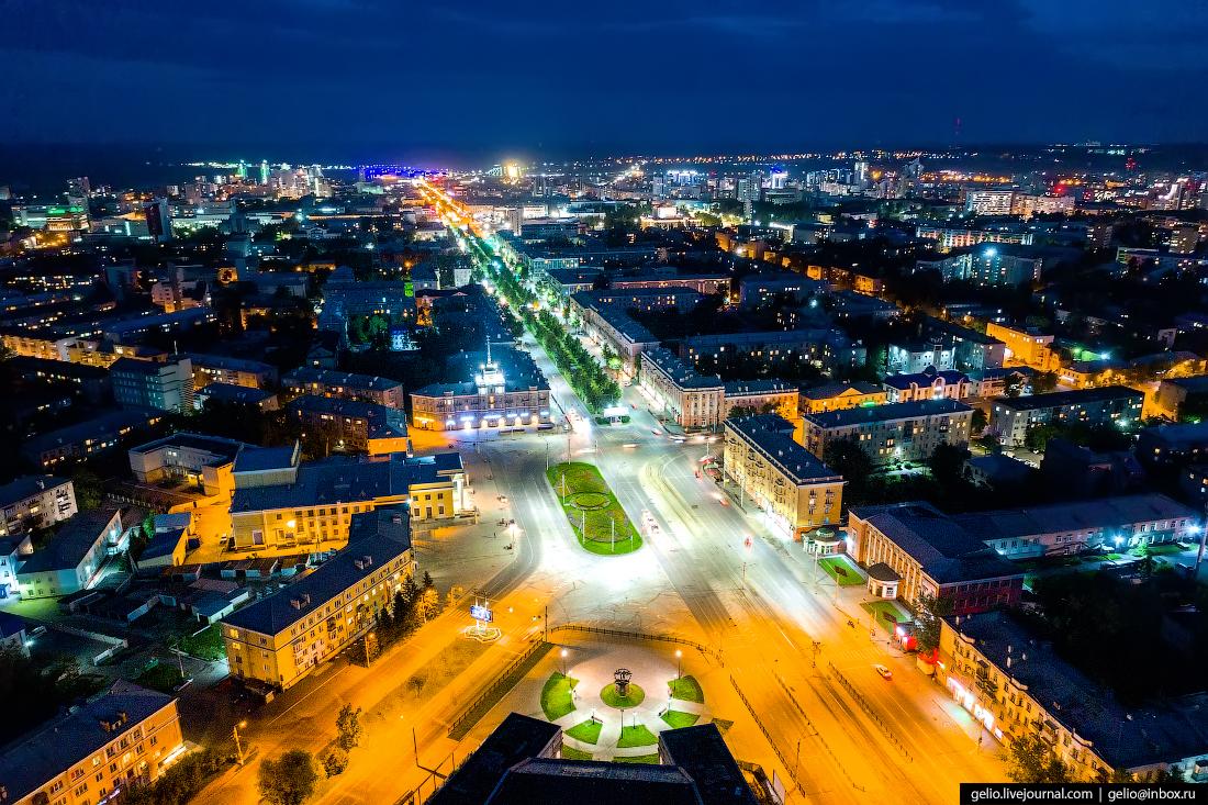 Фото Барнаул, Площадь Октября