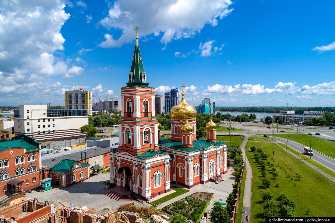 Фото Барнаул, Знаменский женский монастырь