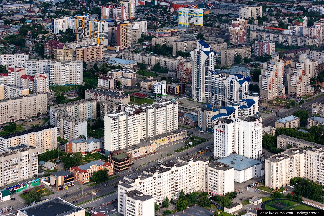 Фото Барнаул, Красноармейский проспект