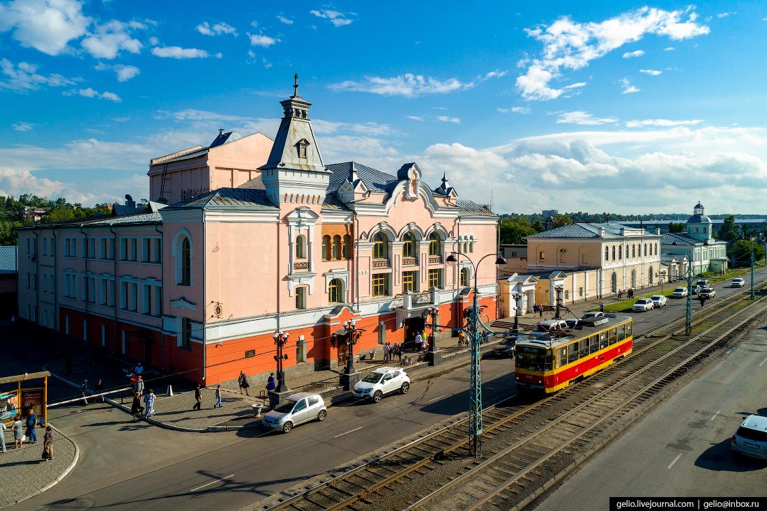 Фото Барнаул, Алтайская краевая филармония