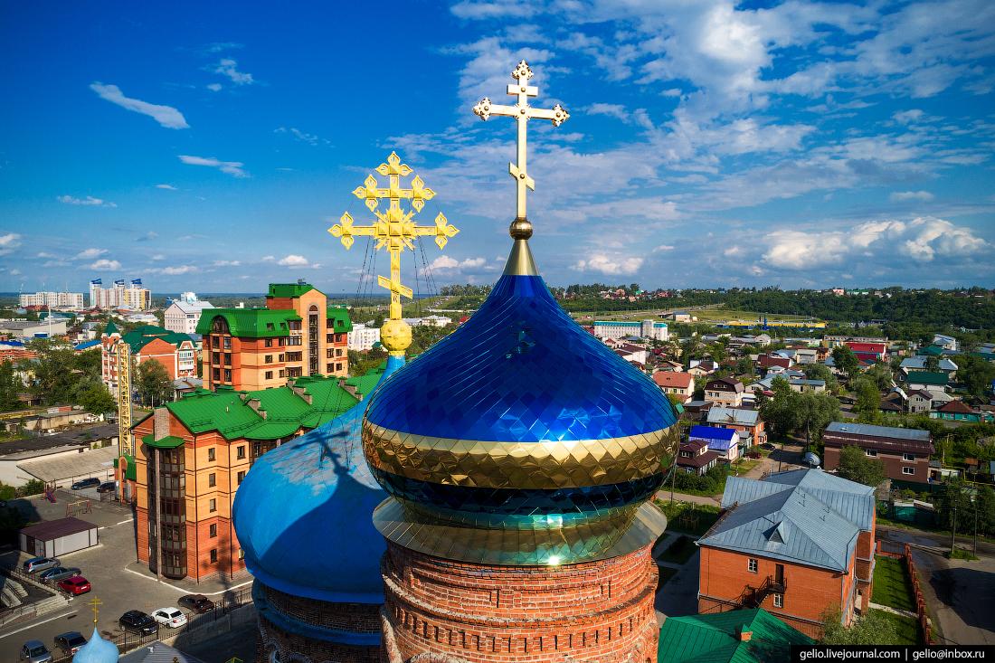 Фото Барнаул, Покровский кафедральный собор