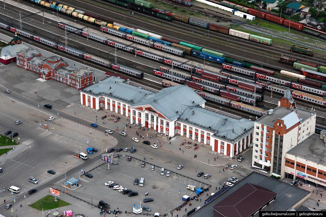 Фото Барнаул, вокзал