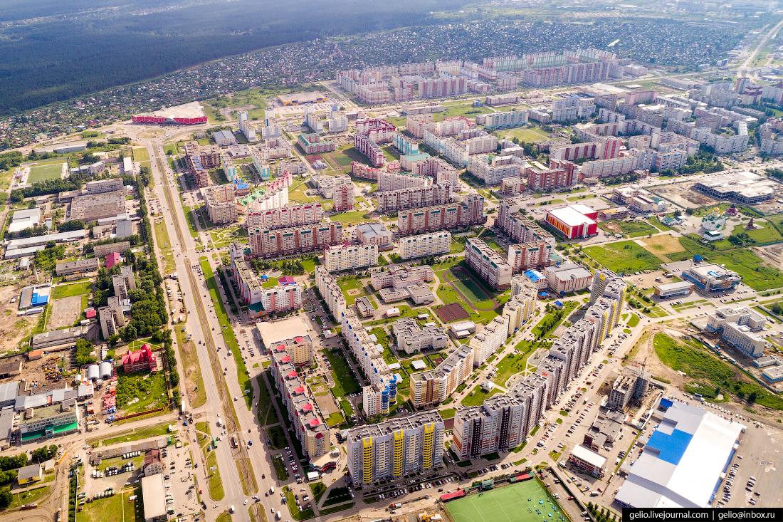 Фото Барнаул, квартал 2000