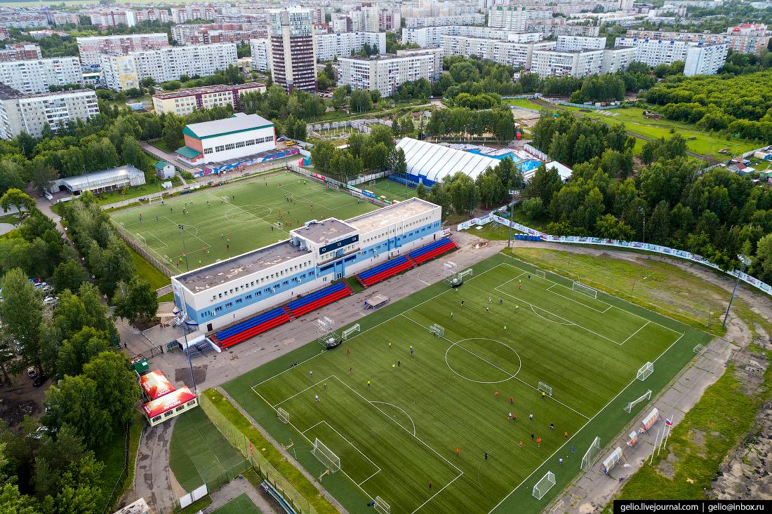 Фото Барнаул, школа Алексея Смертина