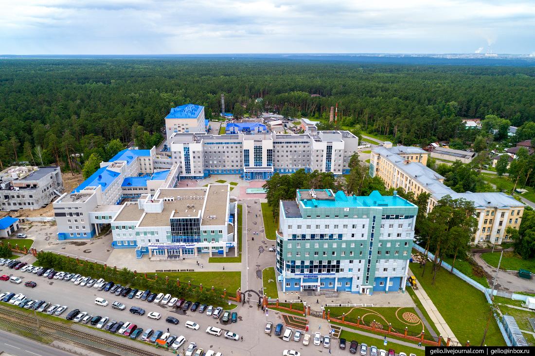 Фото Барнаул, ккб, Краевая клиническая больница