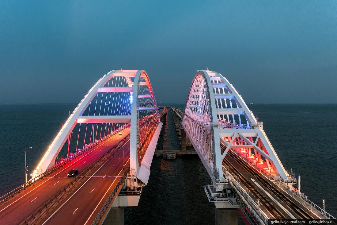 крымский мост, крым, керченский пролив