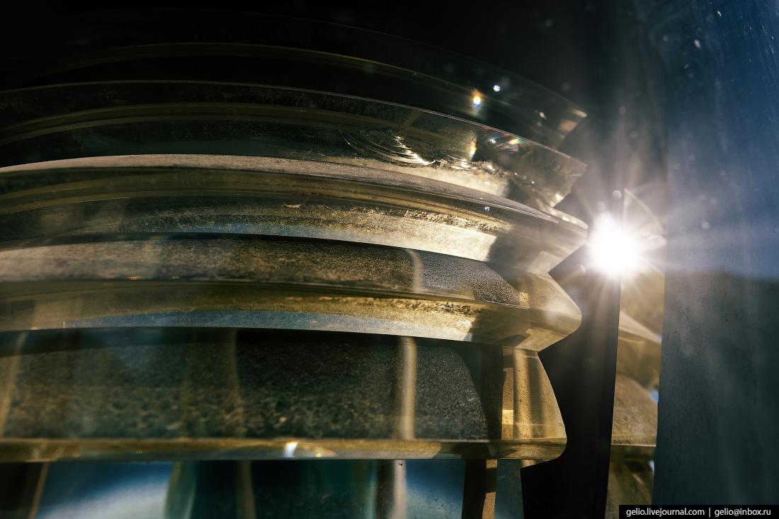 Мыс Дежнёва маяк
