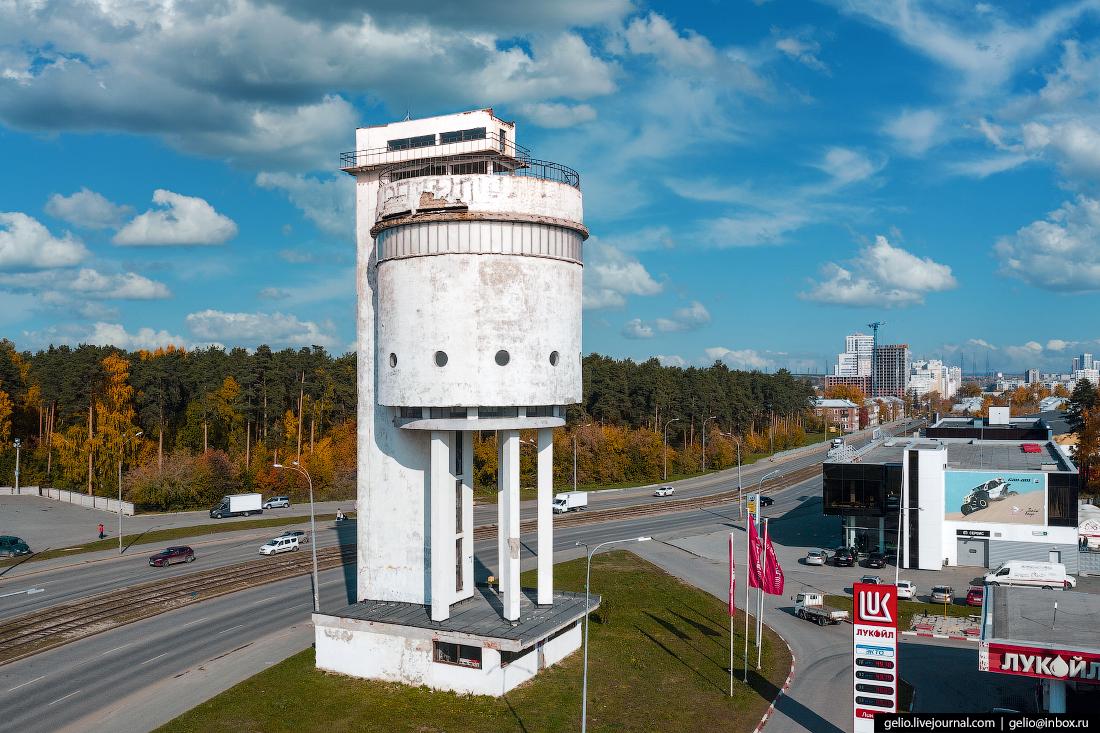 Екатеринбург Белая башня