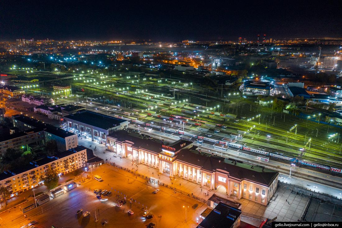 Екатеринбург железнодорожный вокзал