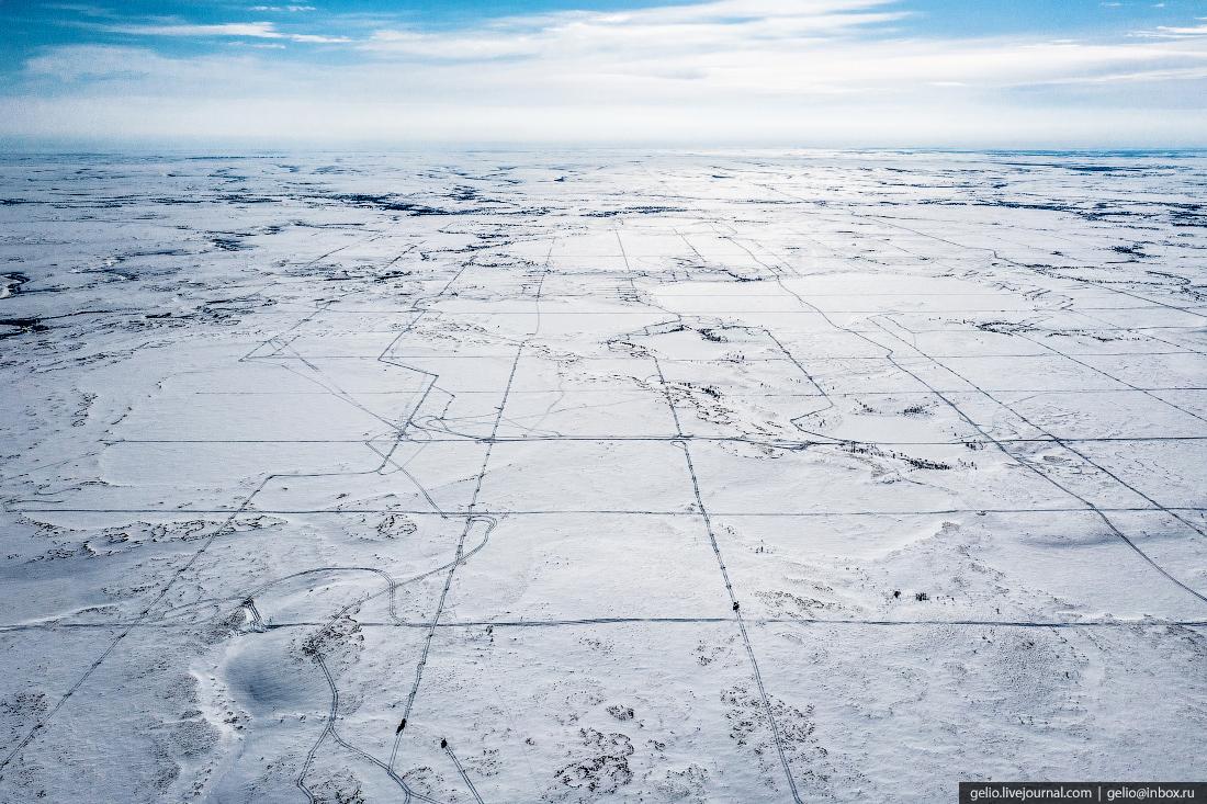 Поиск и разведка нефтегазовых месторождений на европейском Севере