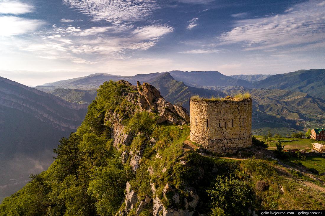 гунибская крепость село гуниб дагестан