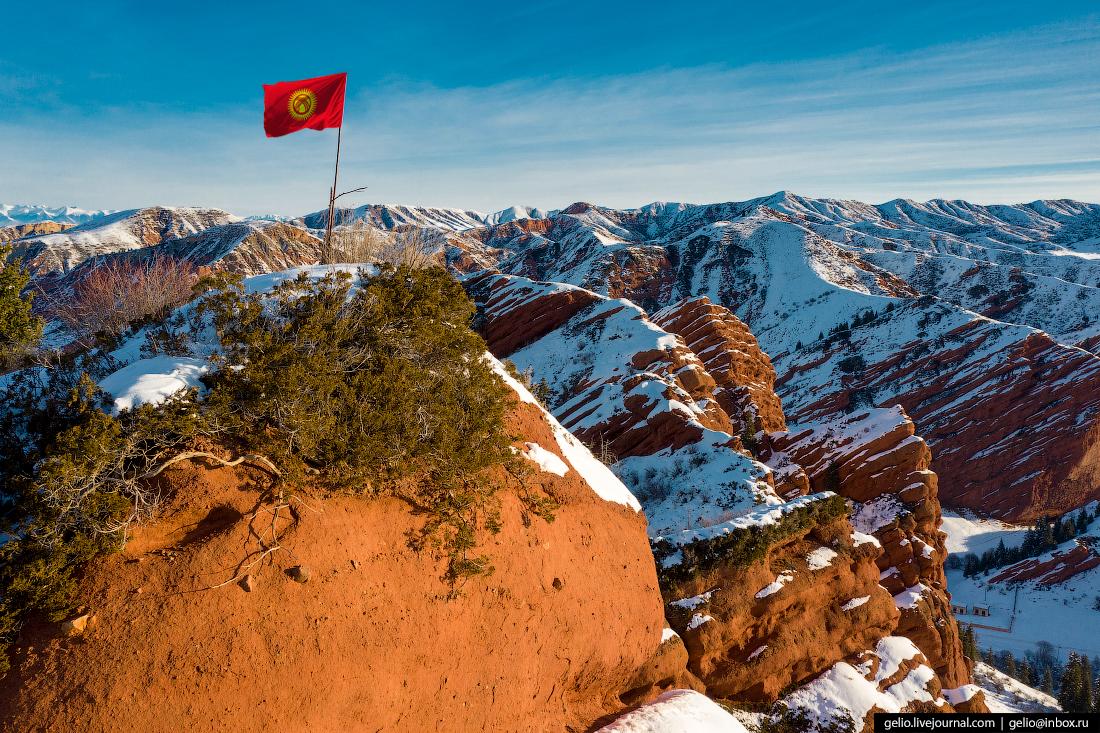 Джеты Огуз Кыргызстана киргизия природа