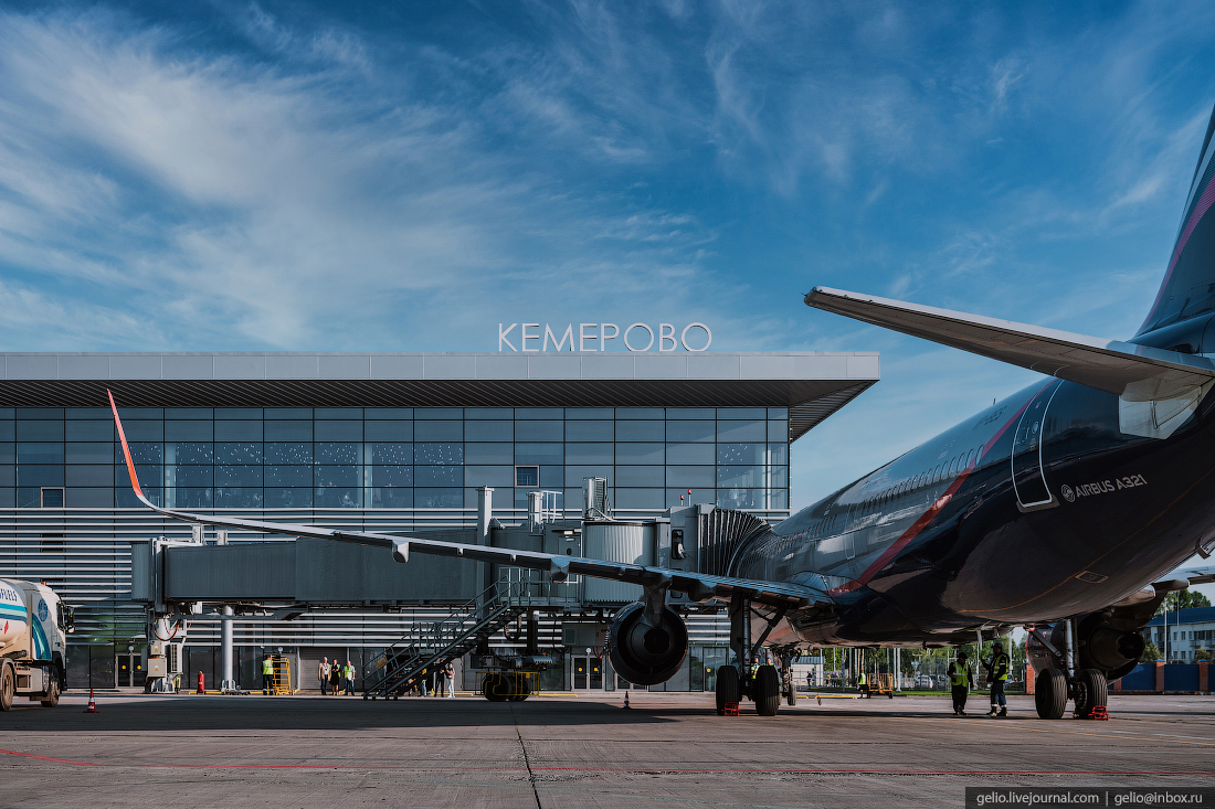 аэропорт, кемерово, кузбасс, архитектура, новый терминал, аэрофлот