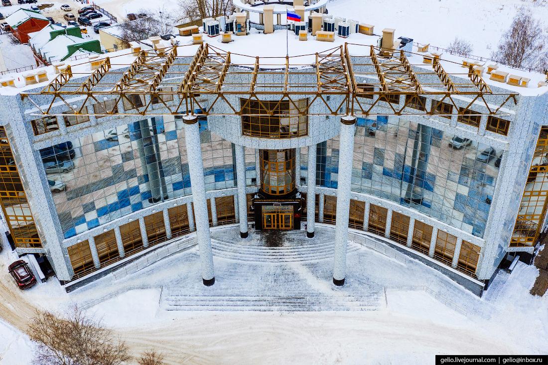 Суд Ханты-Мансийского автономного округа
