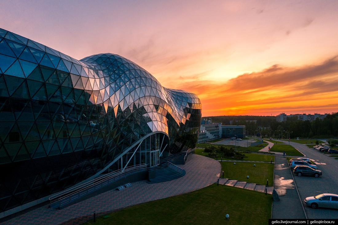 Наукоград Кольцово Биотехнопарк