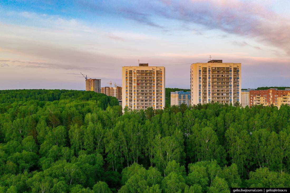 Наукоград Кольцово