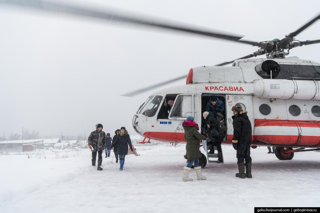 вертолёт Ми-8, Красавиа