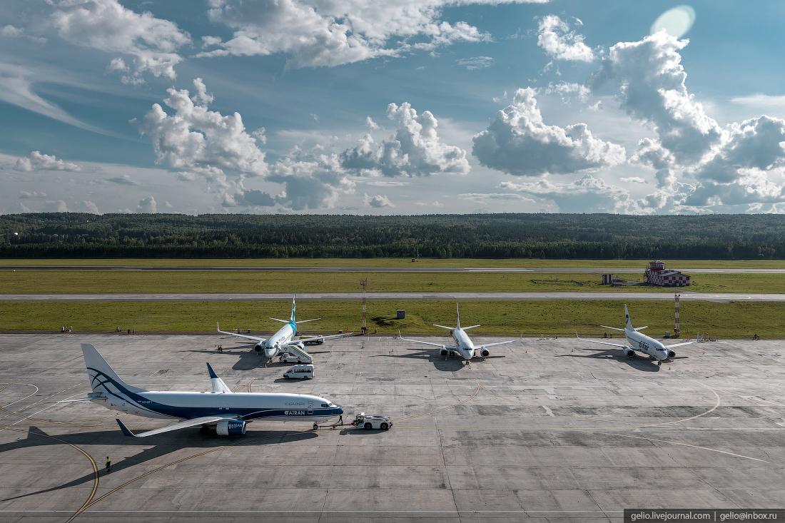 Аэропорт Красноярск Емельяново впп