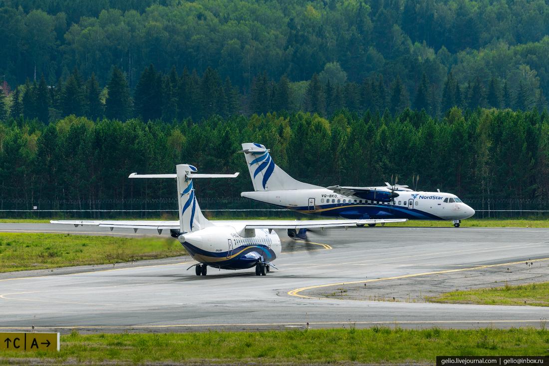 Аэропорт Красноярск Емельяново NordStar