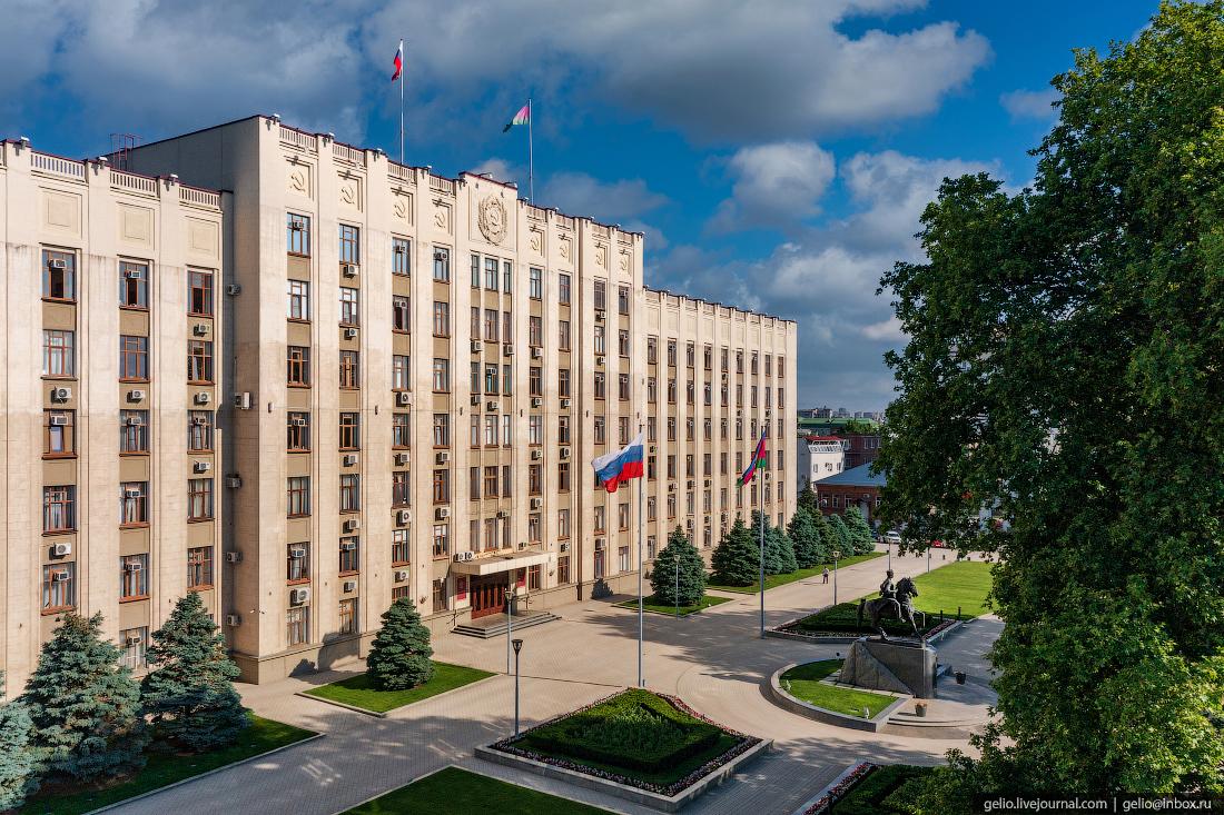 краснодар, администрация краснодарского края
