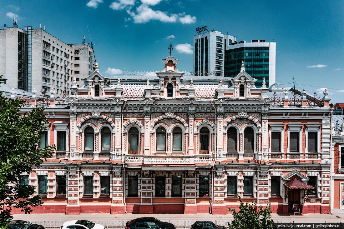 краснодар, краснодар с высоты, музей Фелицына