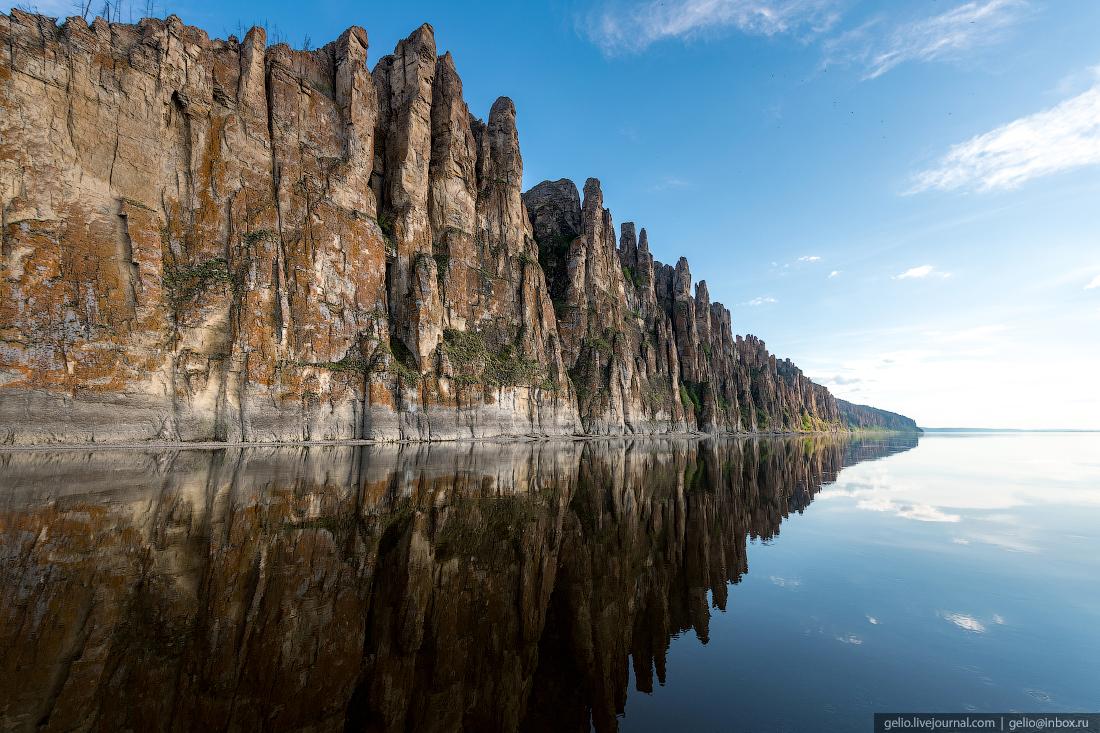 Ленские столбы Якутия