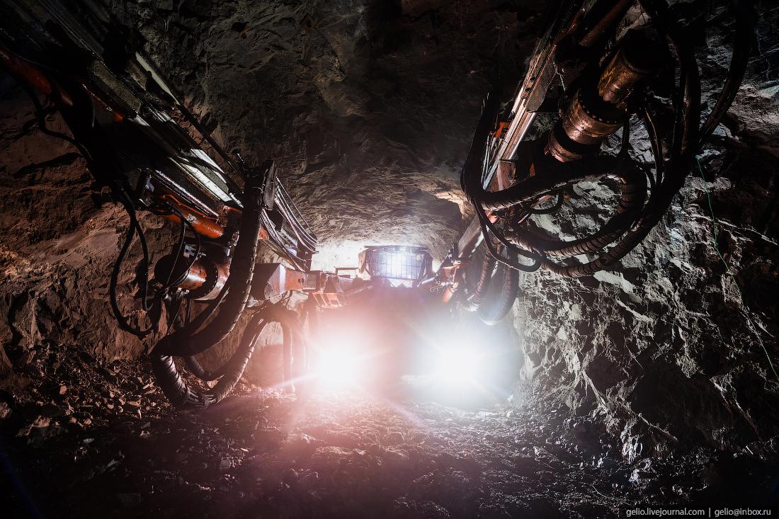 месторождение майское, чукотка, полиметалл, бурение, проходка, шахта