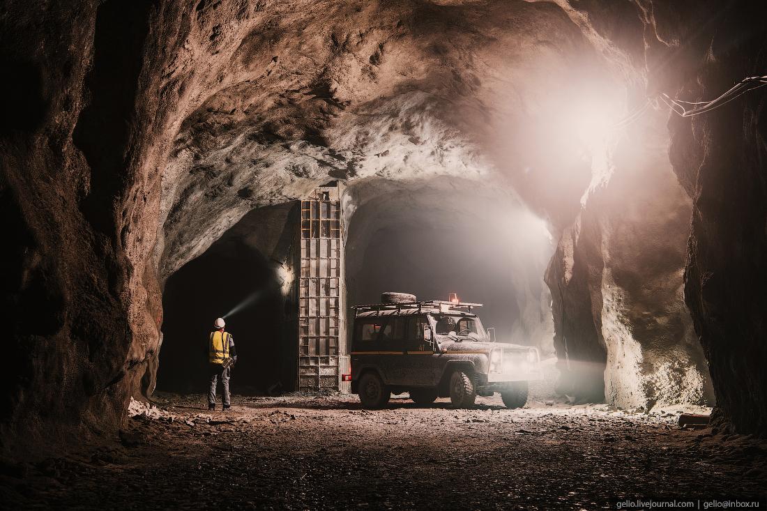 месторождение майское, чукотка, полиметалл, шахта, уаз, уазик