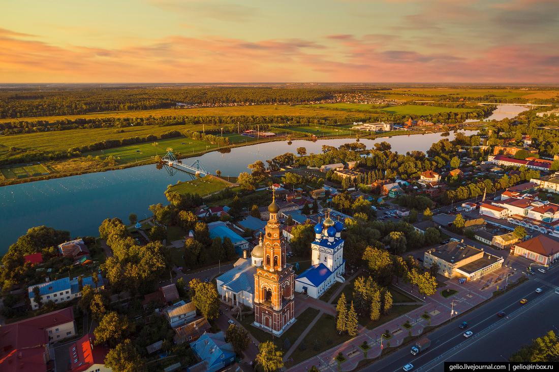подмосковье московская область Собор Михаила Архангела Бронницы