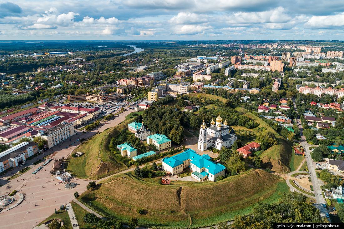 подмосковье московская область Дмитровский кремль в Дмитрове