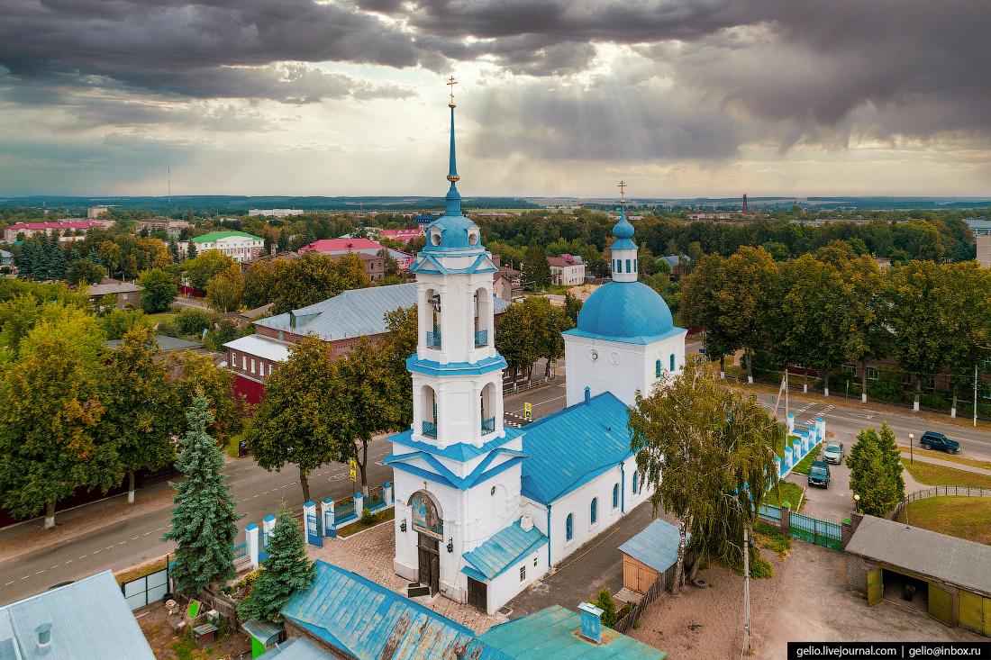 подмосковье московская область Церковь Благовещения Пресвятой Богородицы