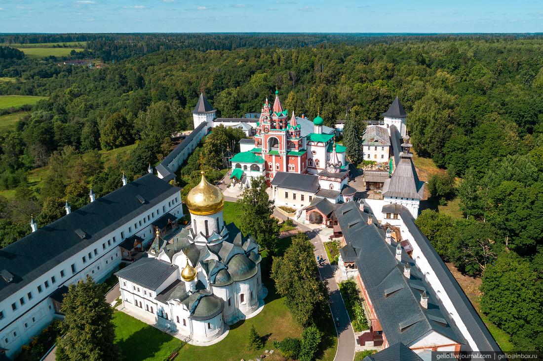 подмосковье московская область Саввино-Сторожевский монастырь