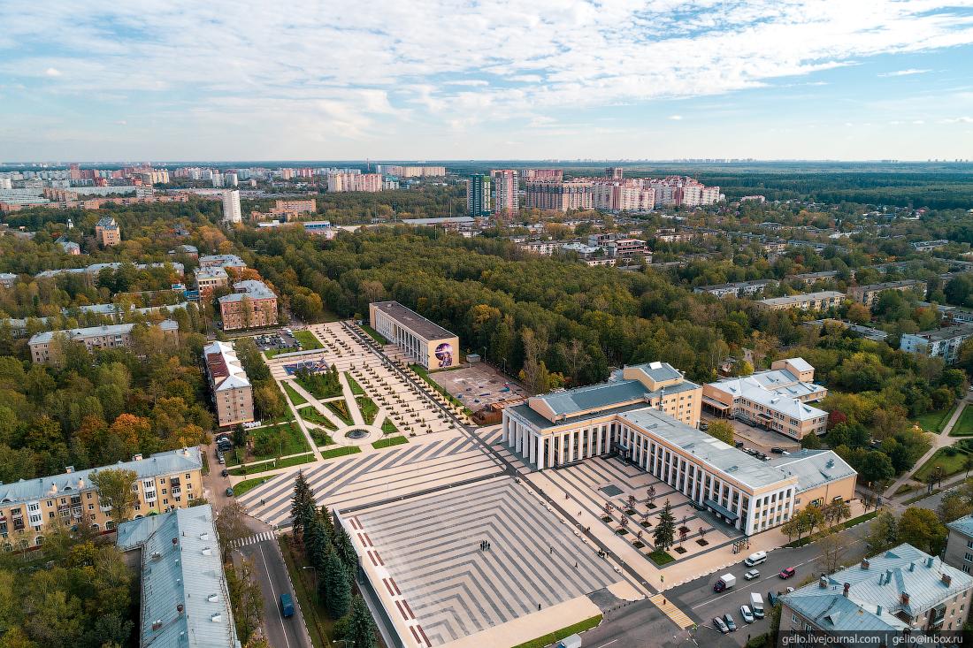 подмосковье московская область Королёв