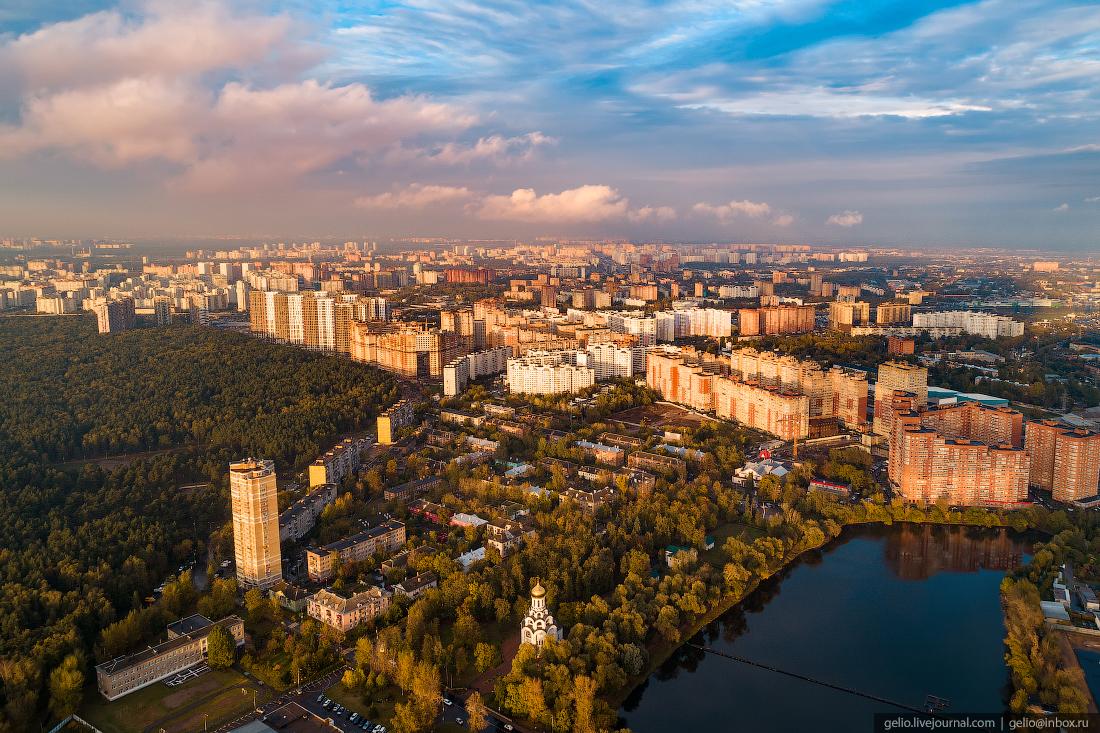 подмосковье московская область Котельники