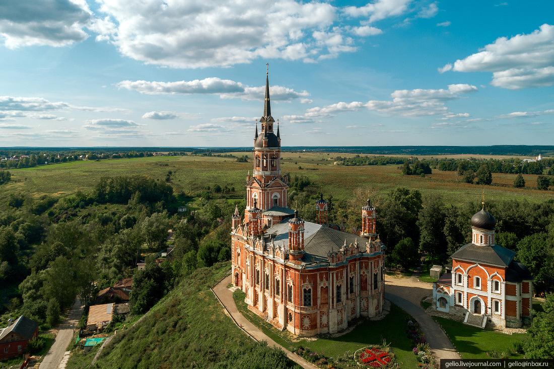 подмосковье московская область Никольский собор Люберцы