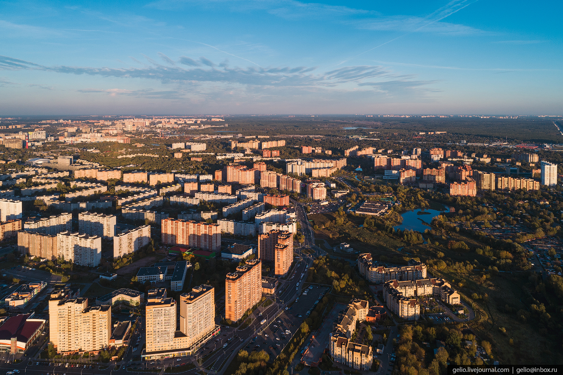 подмосковье московская область Мытищи
