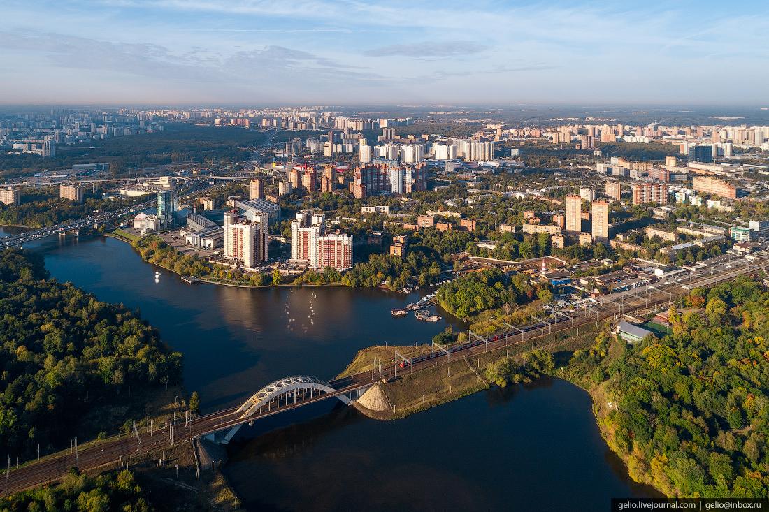 подмосковье московская область Химки