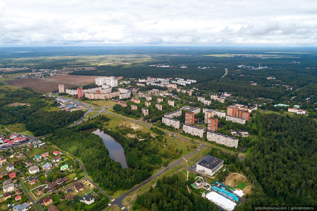 подмосковье московская область Черноголовка
