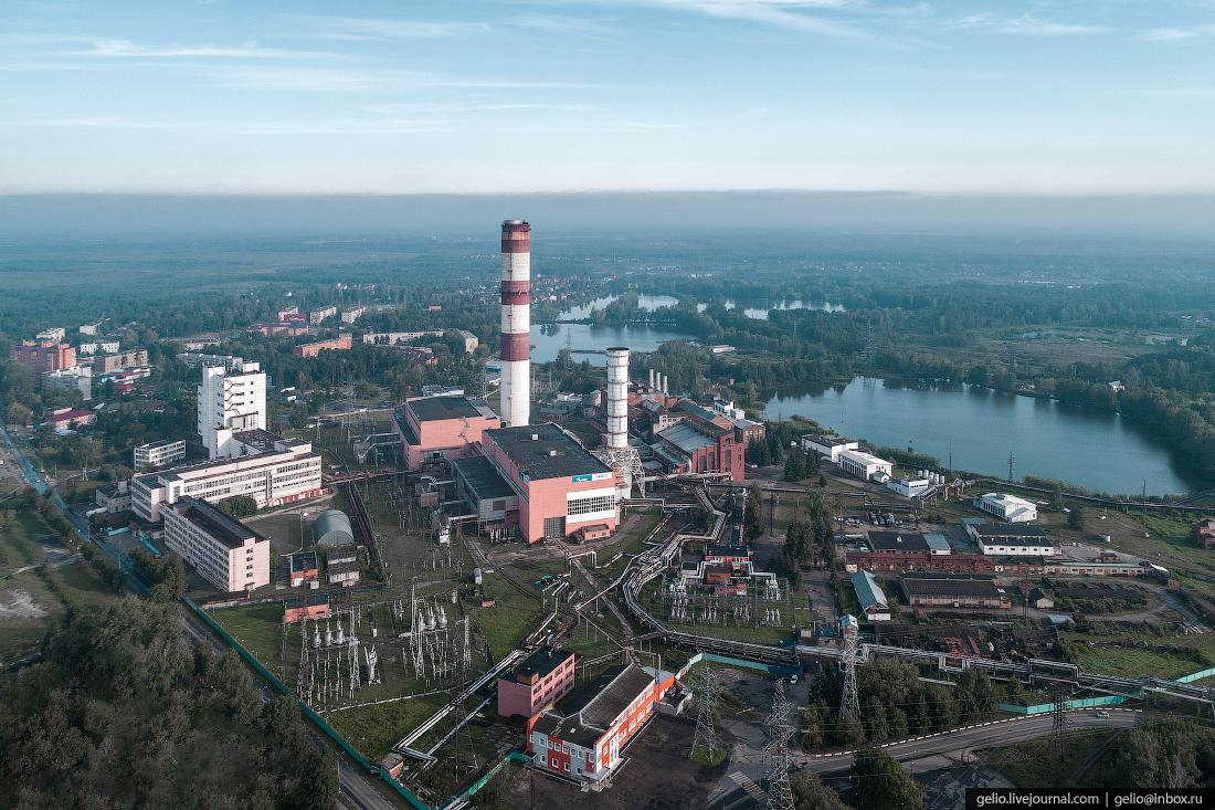 подмосковье московская область Электрогорская ГРЭС